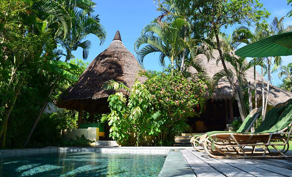 location maison bali round house 4